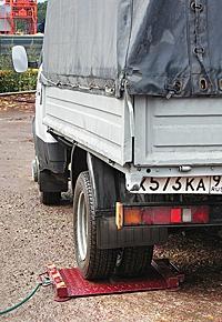 Автомобильные весы ВА-П подкладные (3-15т на 1 платф.) - 3