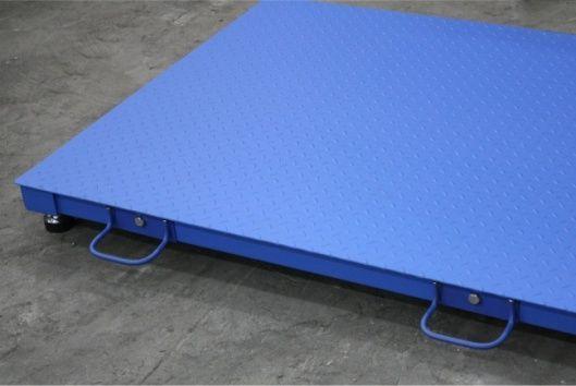Весы платформенные ВСП4-А - 2