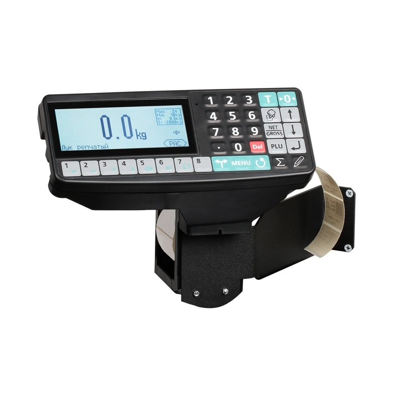 Весы с печатью этикеток ТВ-S_RP1 - 3