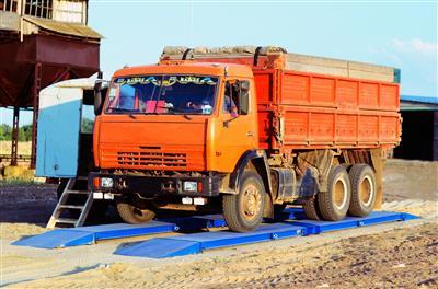 Автомобильные весы ВАЛ-М - 4