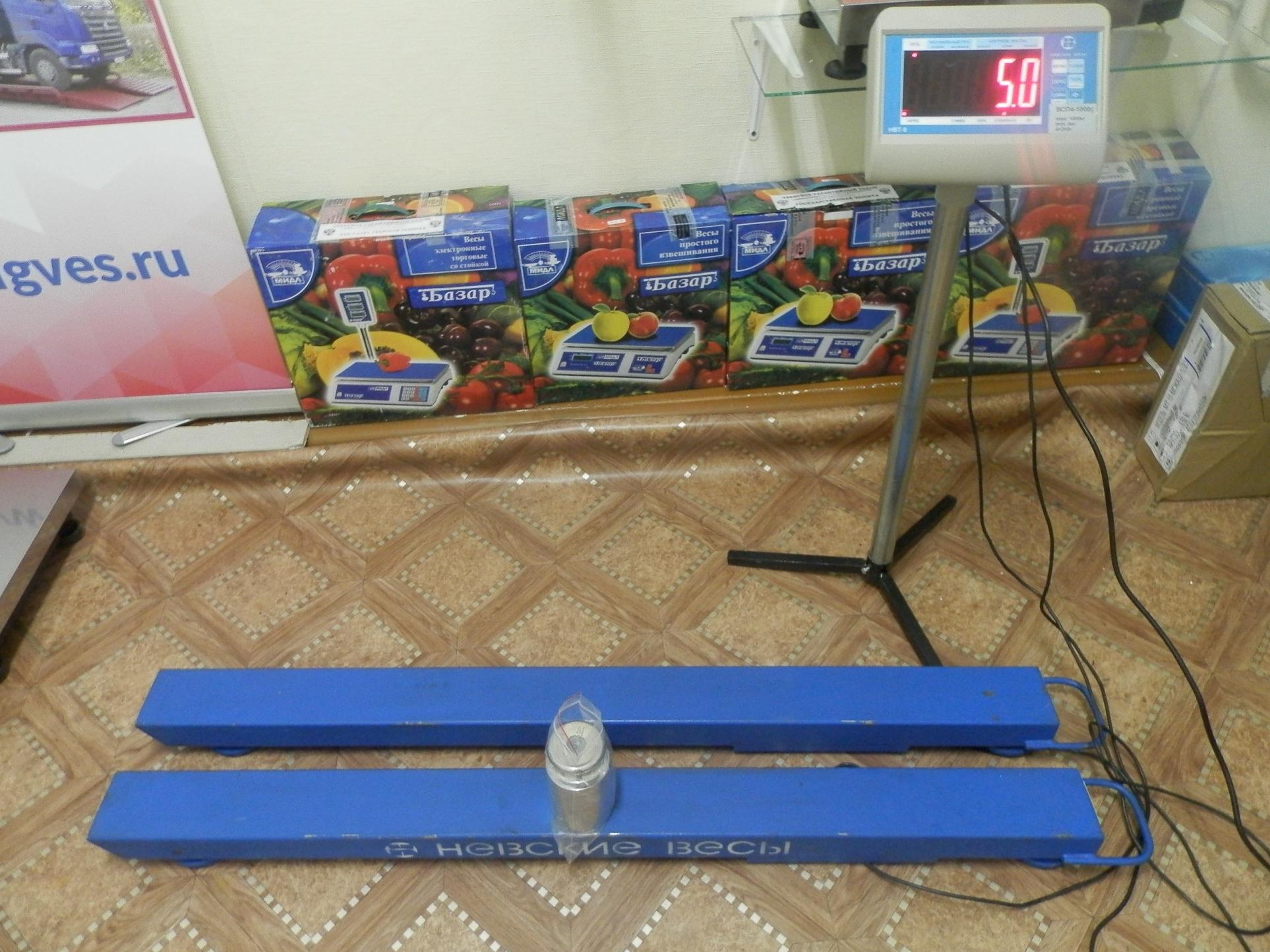 Весы стержневые ВСП4-С - 2