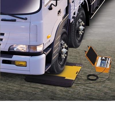 Автомобильные весы RW-P подкладные (10-15т на 1 платф.) - 2