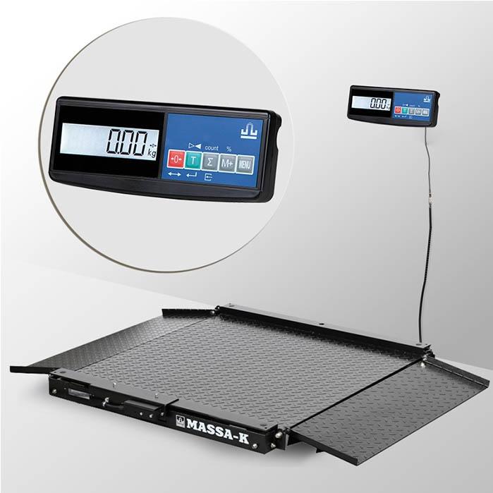 Весы низкопрофильные 4D-LA_A - 2