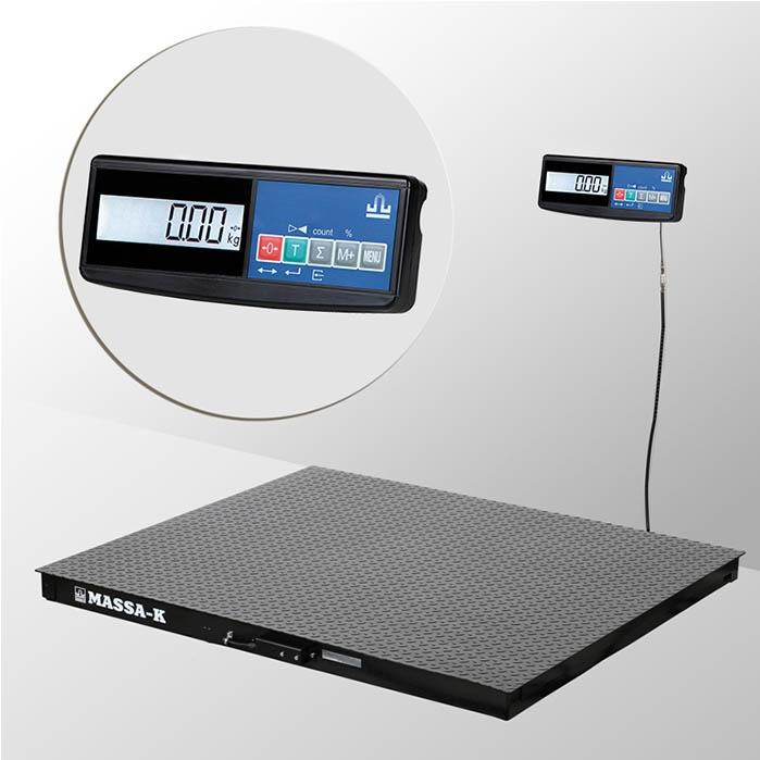 Весы платформенные 4D-PM_A - 1