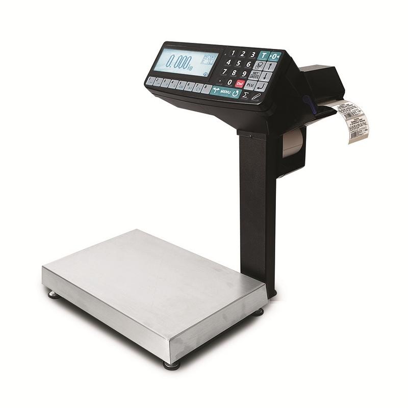 Весы с печатью этикеток MK_RP10 - 2