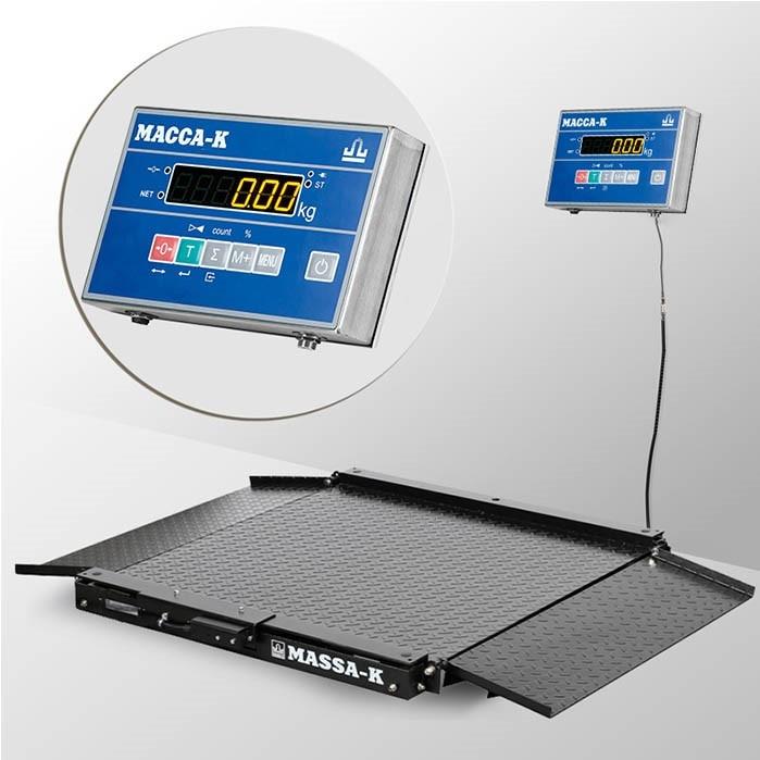 Весы низкопрофильные 4D-LA_AB - 2