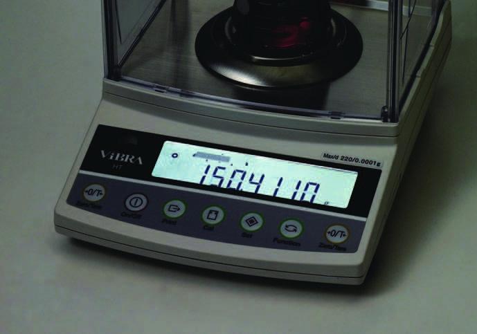 Аналитические весы VIBRA HT (80, 120, 220г) - 3