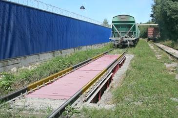 ВЖ Весы железнодорожные (вагонные) - 1
