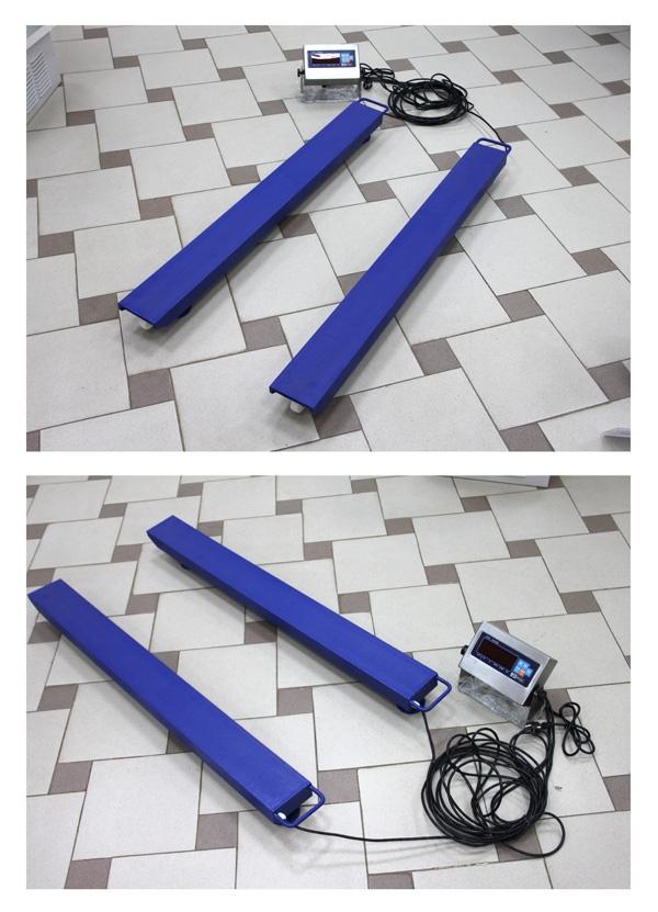 Весы стержневые Циклоп 12С - 1