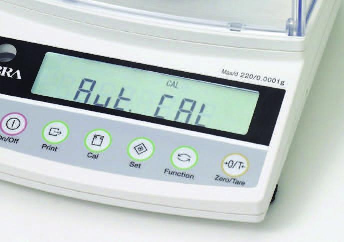 Аналитические весы VIBRA HT (80, 120, 220г) - 1