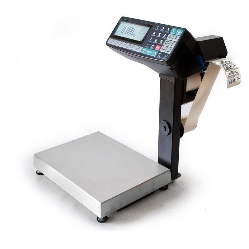 Весы с печатью этикеток MK_RP10-1 - 3